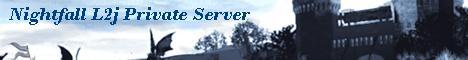 Night Fall L2j Server